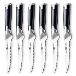 FOXEL Steak Knives Knife Set