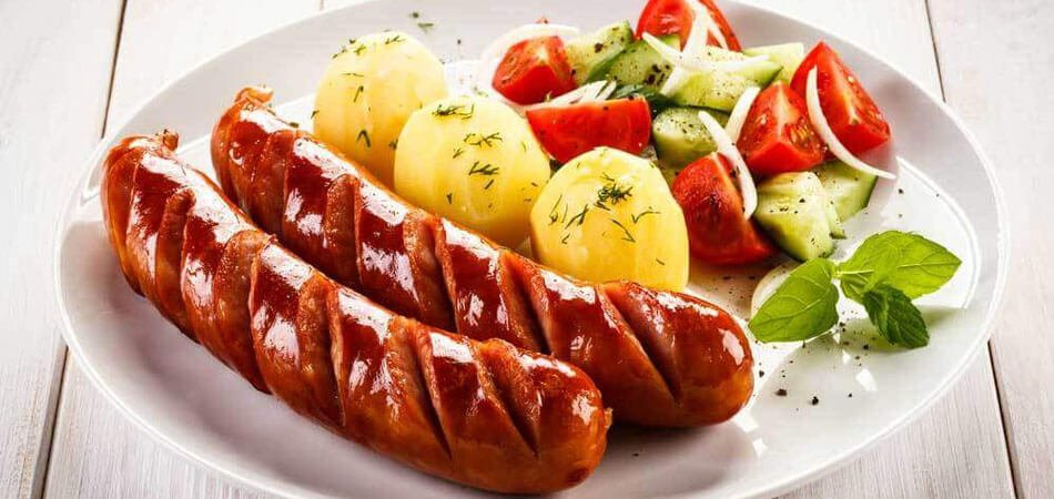 how to cook bratwurst