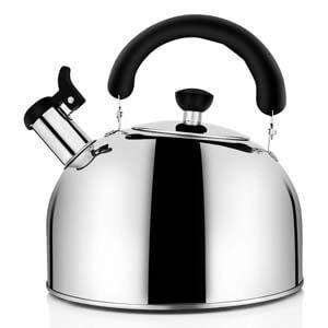 ECPURCHASE Stovetop Whistling Tea Kettle