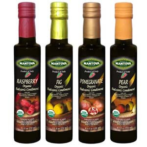 Mantova Organic Balsamic Vinegar