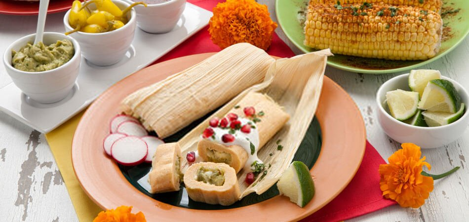 Tamale Fillings a Whole Wide World