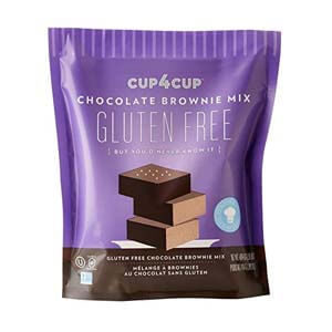 Cup 4 Cup Gluten Free Chocolate Brownie Mix