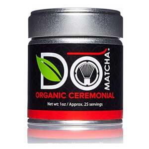 DoMatcha Organic Ceremonial Matcha Powder