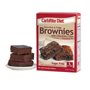 Doctor's CarbRite Diet Brownie Mix