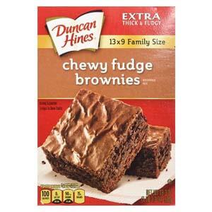 Cissé Milk Chocolate Chip Brownie Mix