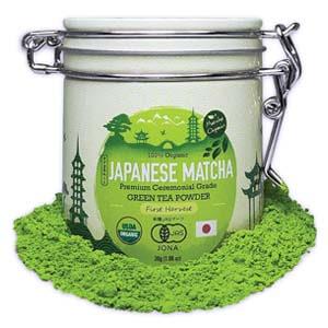 Matcha Organics Premium Japanese Tea