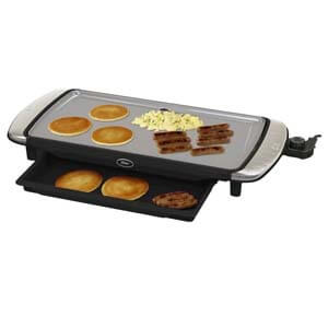 Oster DuraCeramic Electric Griddle