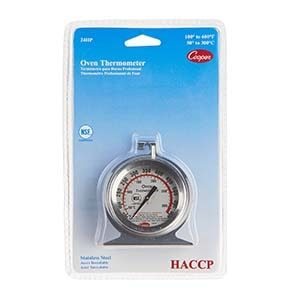 Cooper-Atkins Bi-Metal Oven Thermometer