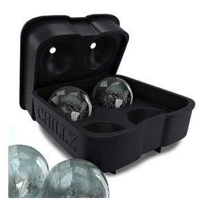 Chillz Ice Ball Maker Ice Tray