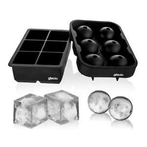 Glacio Ice Cube Trays