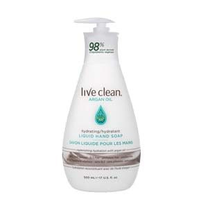 Live Clean Argan Oil Hand Soap