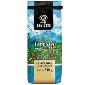 Café Britt Tarrazu Flavored Ground Coffee