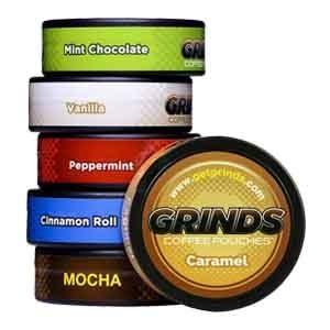 Grinds Coffee Flavorings