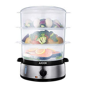 Aicok Vegetable Steamer