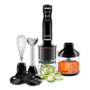 chefman electric spiralizer, best electric spiralizer to buy, best electric spiralizer