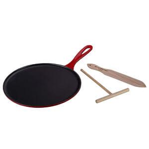 Le Creuset Enameled Crepe Pan