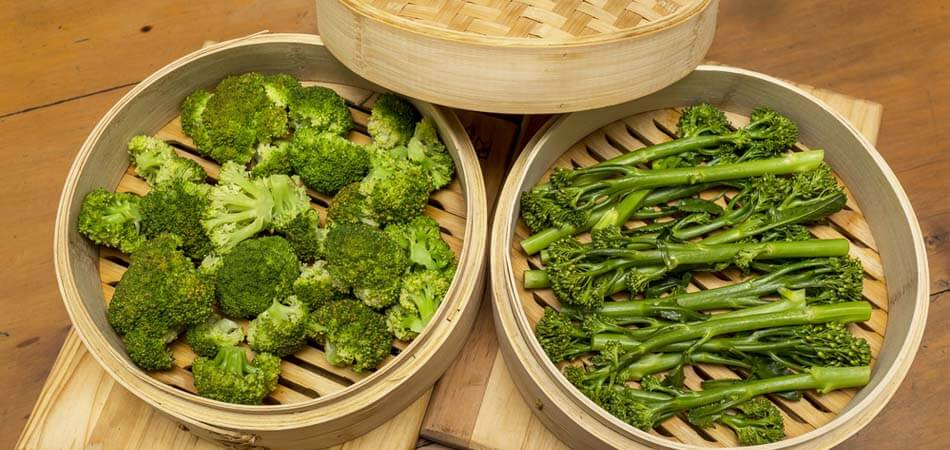 bamboo food steamers, uses of bamboo steamer
