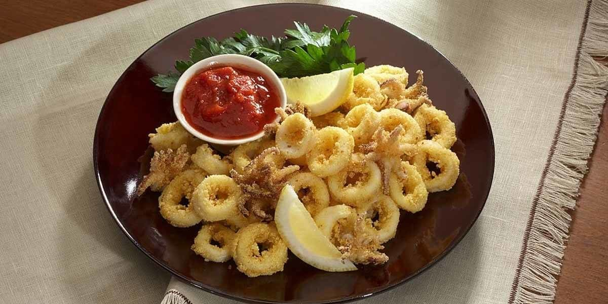 what is calamari