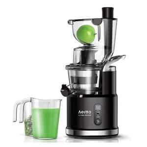 aeitto slow juicer