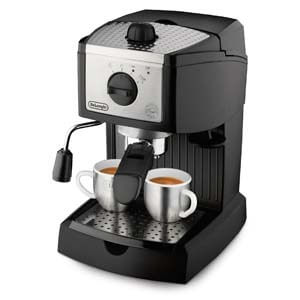delonghi espresso machine, best affordable espresso machine, best espresso machine under 200