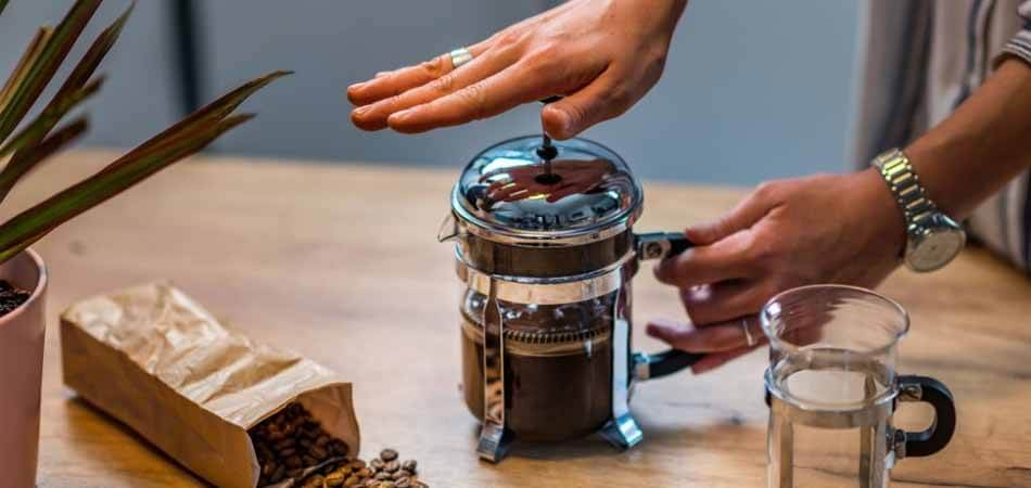 pour over vs french press, what is french press coffee