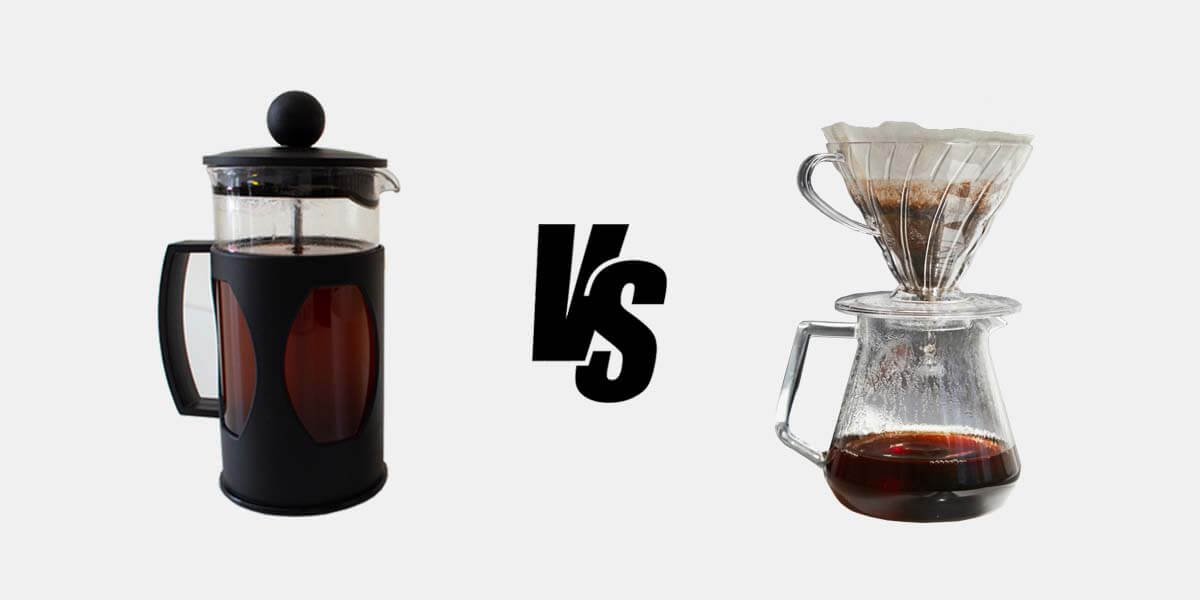 French Press vs Pour Over – Which One Is the Best