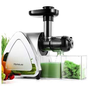 homever slow masticating juicer