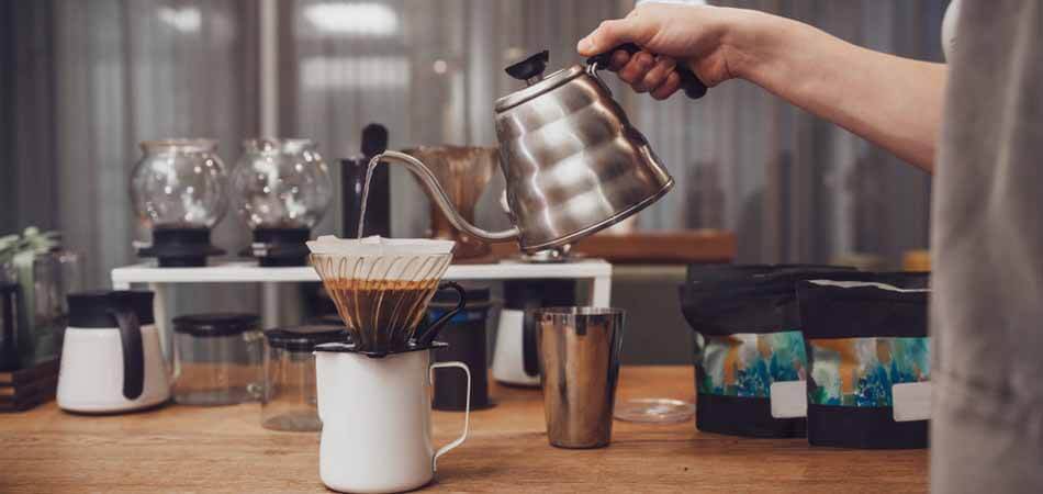 pour over vs french press coffee, what is pour over coffee