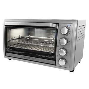 black & decker rotisserie oven