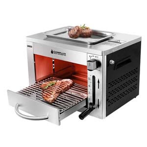 camplux infrared grill, best electric infrared grill, best infrared grill