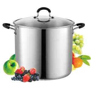 cook n home stock pot