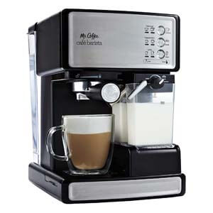 mr. coffee machine