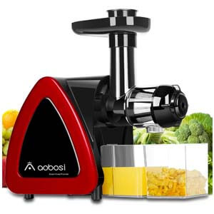 aobosi juicer slow juicer, best cold press juicer reviews