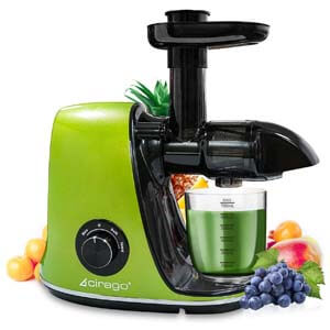 cirago cold press juicer