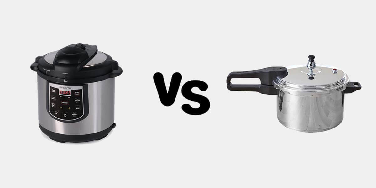 instant pot vs pressure cooker, pressure cooker vs instant pot