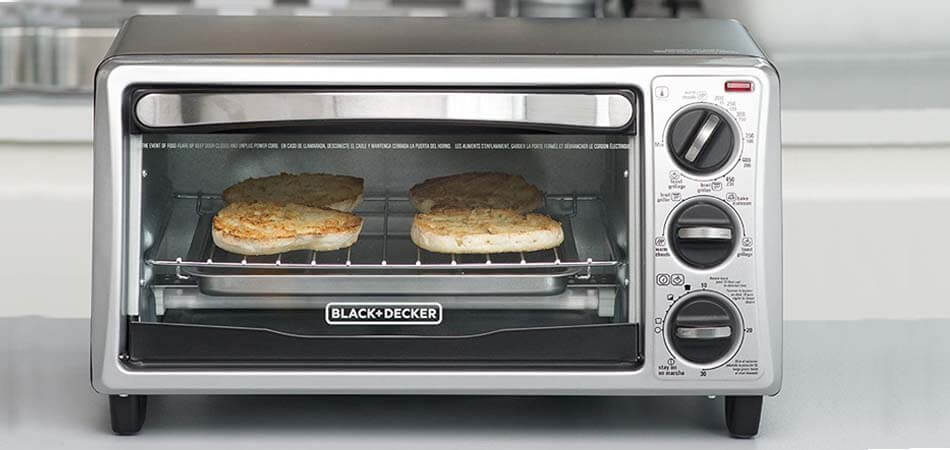 microwave oven vs toaster oven, difference between toaster oven and microwave