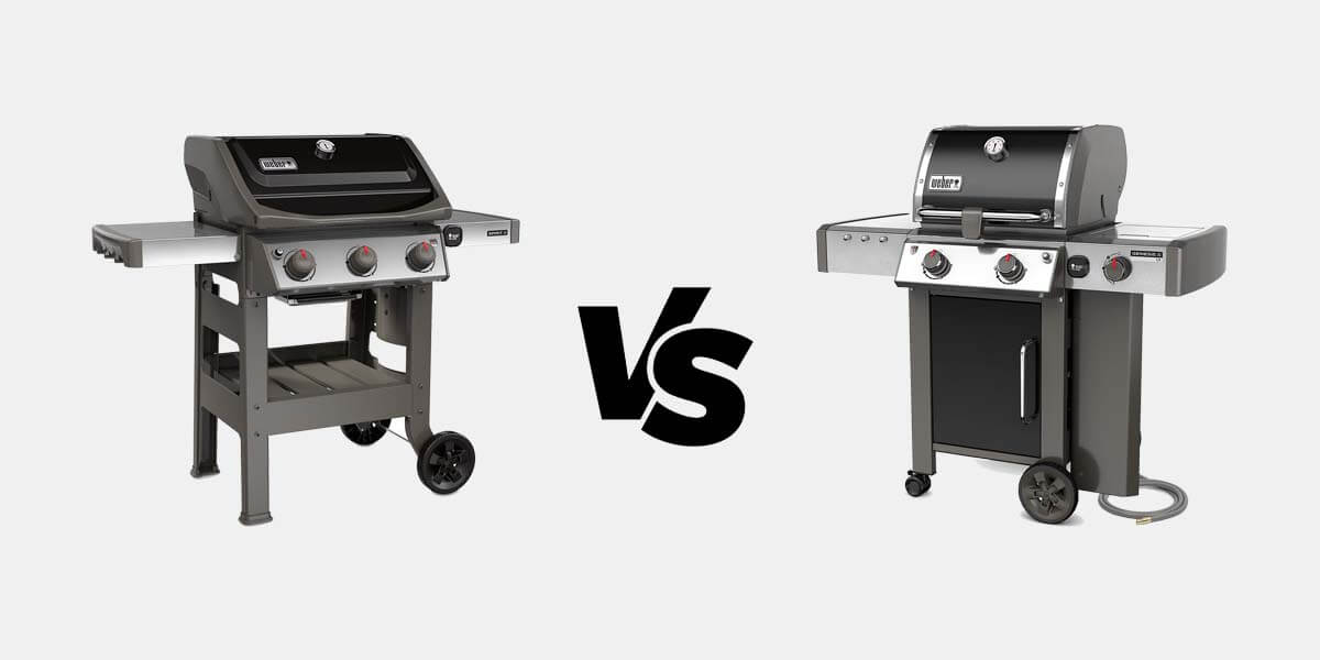 Weber Spirit vs Genesis – Which One Is Better to Use?