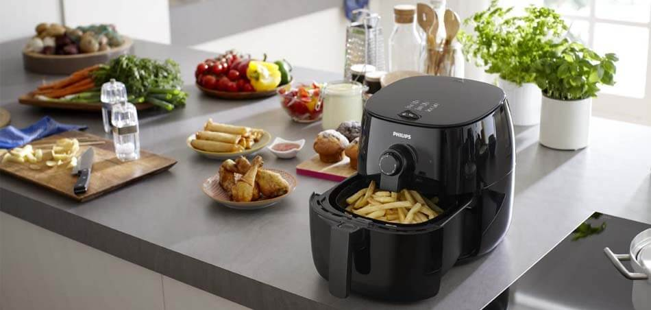 air fryer or instant pot, difference between air fryer and instant pot