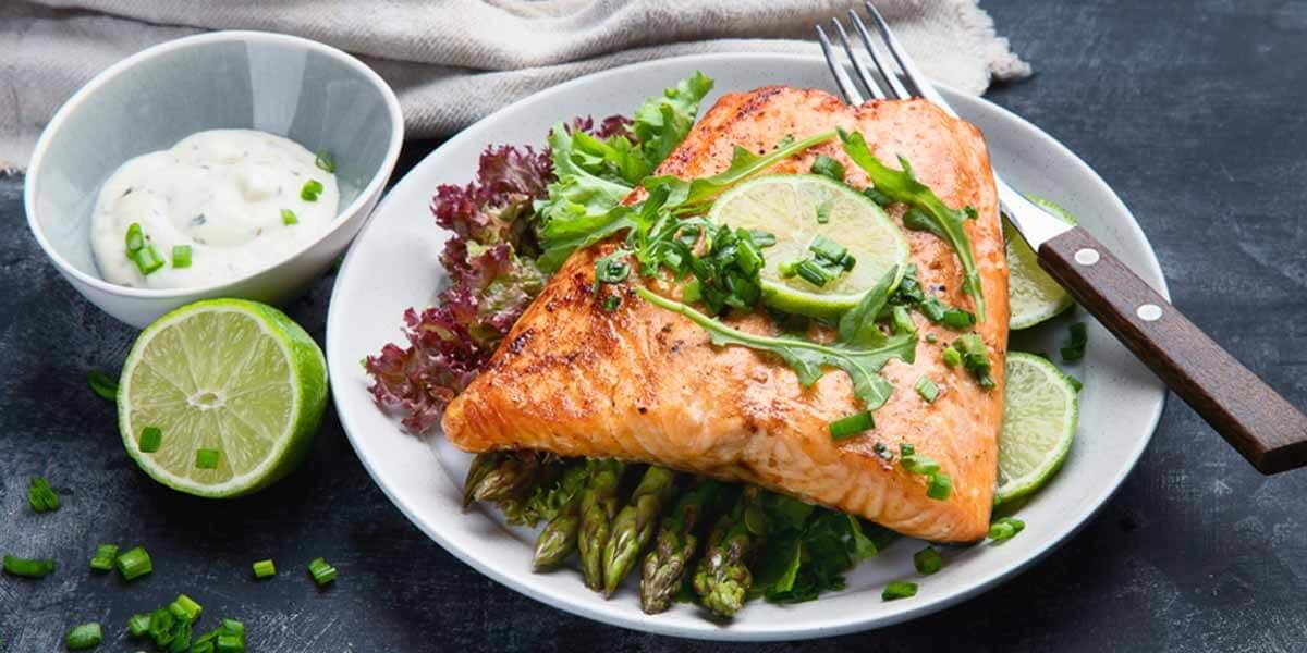 broiled salmon recipe, recipe for broiled salmon