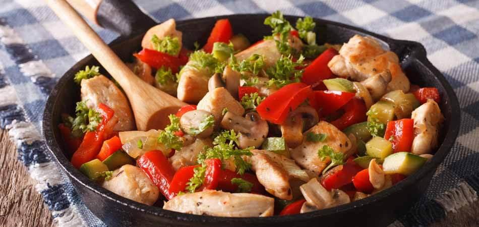 easy moo goo gai pan recipe, healthy moo goo gai pan recipe