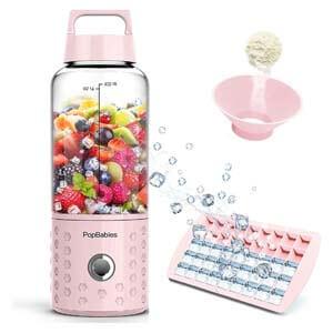 PopBabies Portable Personal Blender